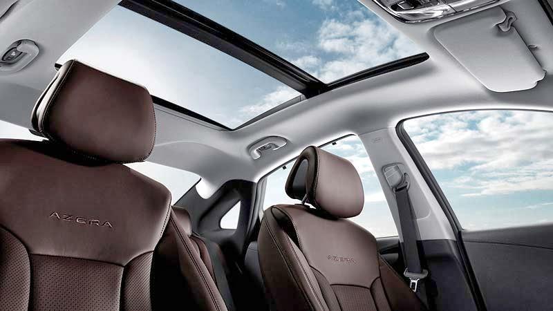 صور سيارة هيونداي ازيرا 2014 من الداخل والخارج ، Hyundai Azera 2014
