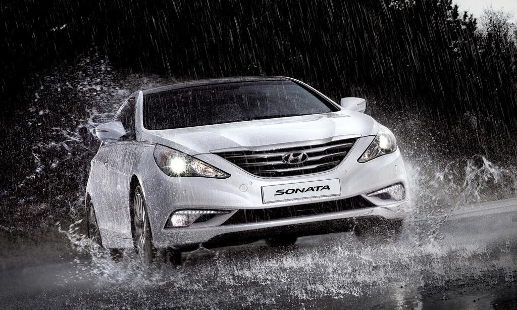 ��� ����� ������� ������ 2014 �� ������ ������� � Hyundai Sonata 2014