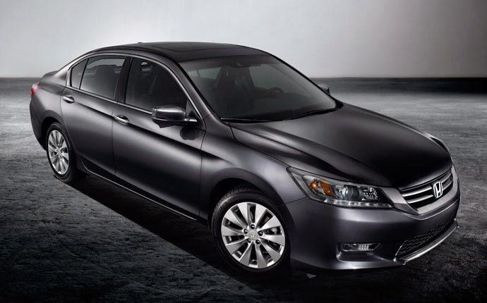 ��� ����� ����� ����� 2014 �� ������ ������� � Honda Accord 2014
