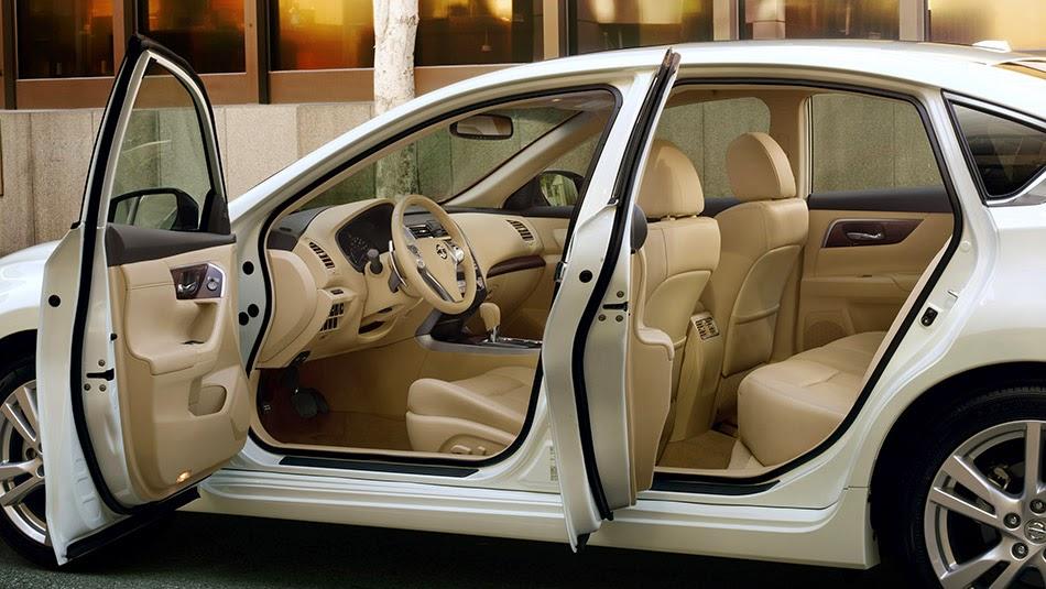 ��� ����� ����� ������ 2014 �� ������ ������� � Nissan Altima 2014