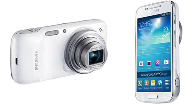 ��� �������� ���� ������� Galaxy S5 Zoom ������