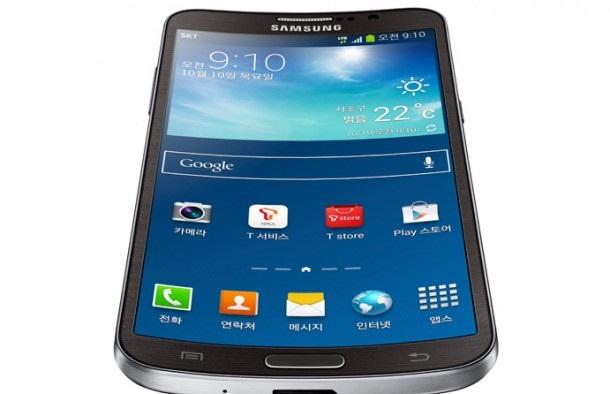 صور ومواصفات هاتف جالكسي راوند Samsung Galaxy Round