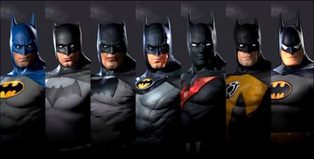 ��� Batman � ������� �� ����� ������ Batman