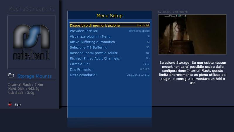 ����� ���� MediaStream v3.0.5