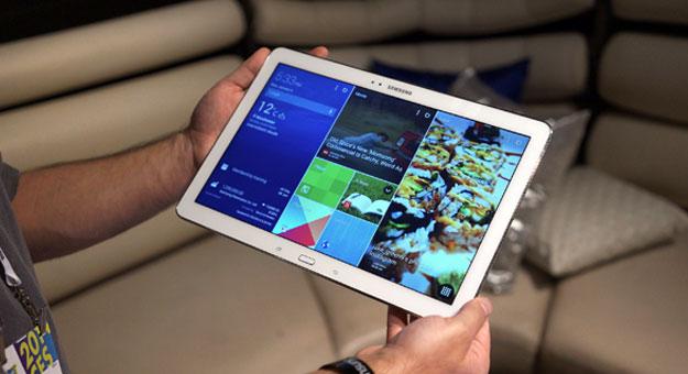 ������ ����� ����� ������� ��� ��� ������ 2014 Galaxy Pro Tab