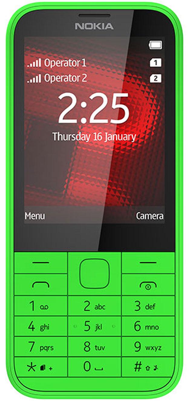 ��� �������� ���� ����� 225 Nokia