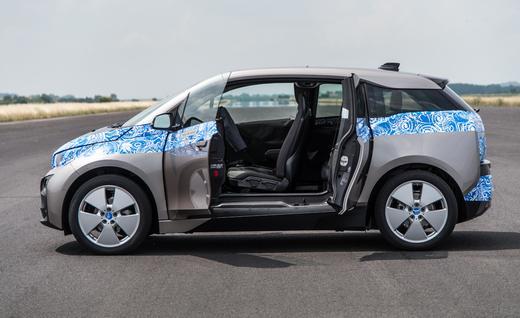 ��� ����� �� �� ����� BMW i3 ���������� ����� 2014