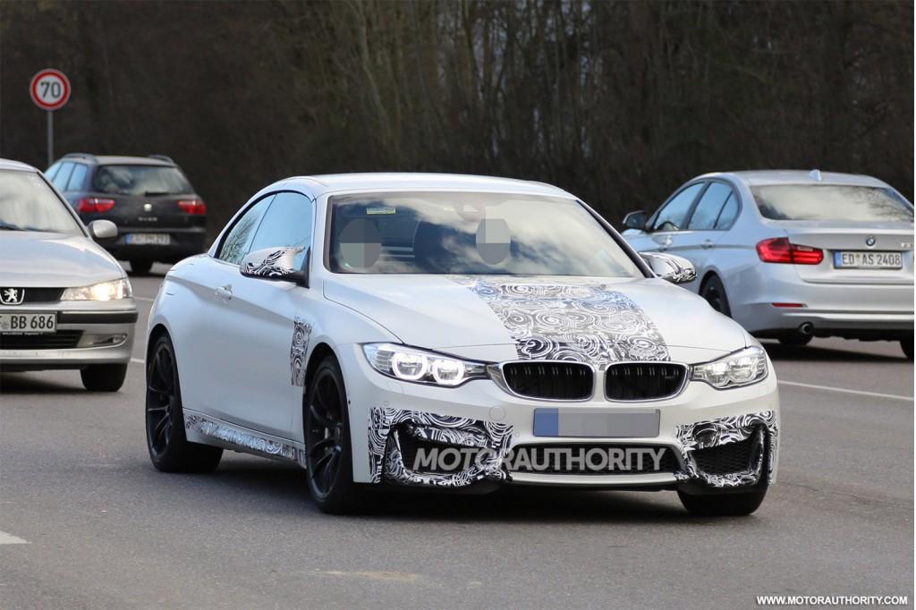 ��� ����� �� �� ����� �������� 2015 �� ������ ������� � BMW M4 Convertible 2015