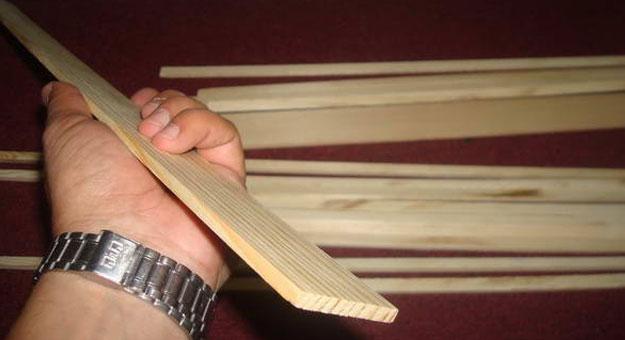 تعرف على أصل عبارة امسك الخشب