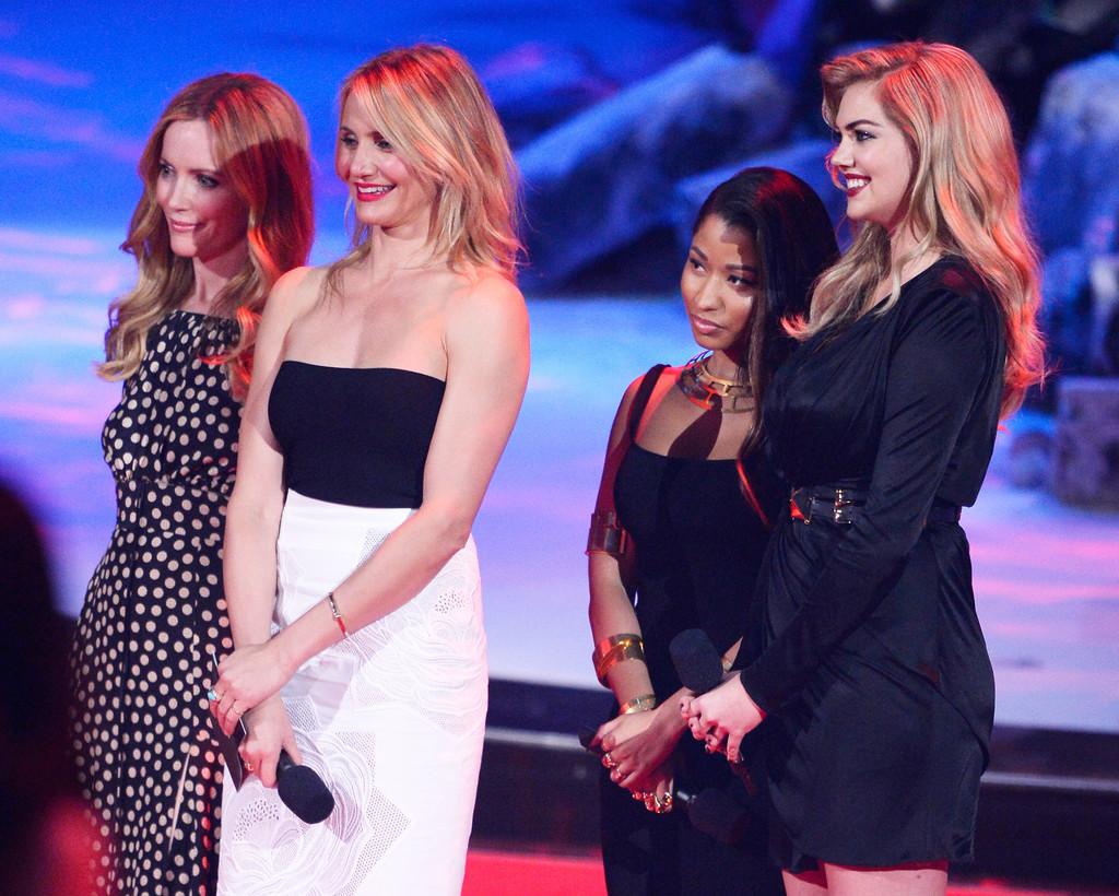 ��� ��� ����� �� ��� ����� ����� 2014 MTV Movie Awards �� ��� ������
