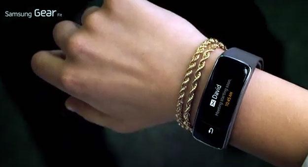 ������ ������ ����� ���� ������� ������ Samsung Gear Fit