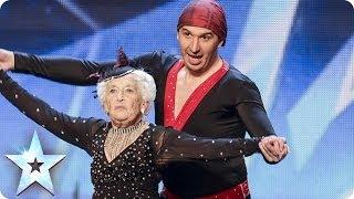 �������� ���� ����� 80 ��� ����� ��� ��� Britain's Got Talent