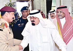 بأمر ملكي إعفاء بندر بن سلطان وتكليف الإدريسي بمنصب رئيس الاستخبارات العامة