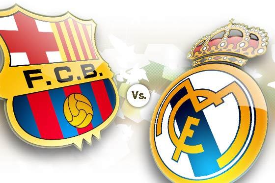 Real Madrid vs Barcelona today Wednesday 16/4/2014