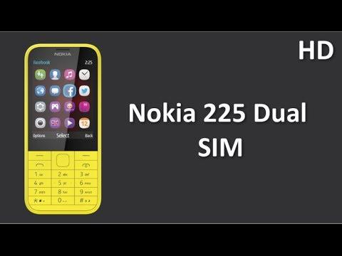 ������� ������ ���� ����� Nokia 225