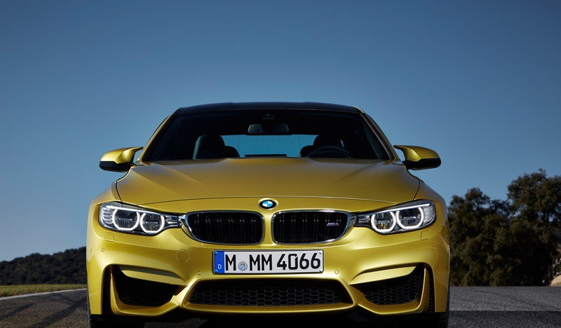 ��� ����� �� �� ����� �� ��� ���� �����  2015 �� ������ ������� � BMW M4 Gran Coupe 2015