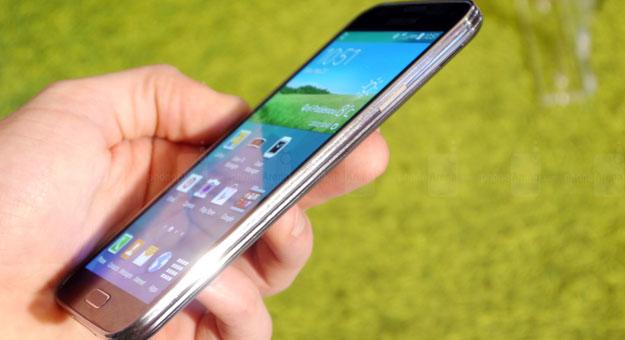 �������� ����� ���� ����� ������ Galaxy S5 �� ������� ��� ����� ������ �����