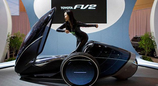دراجة toyota الجديدة 2014 مواصفاتها
