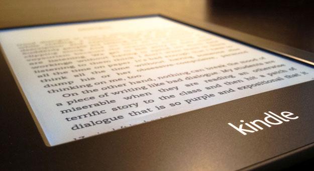 ����� ����� �������� ���� Kindle ������� �� �������
