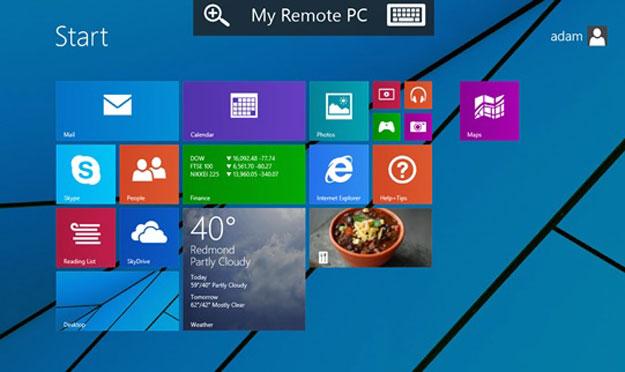 ����� ����� Microsoft Remote Desktop ������ ������ ��� 2014