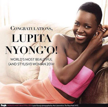 ��� ������� ������ ������ 2015 � ���� ��� ������ ������ 2015 Lupita Nyong'o