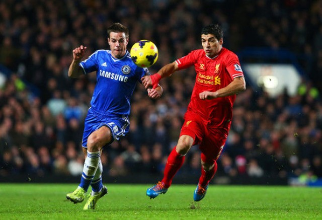 Chelsea Vs Liverpool Sunday 27-4-2014