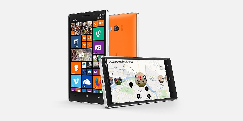 ��� �������� ���� ����� Lumia 930