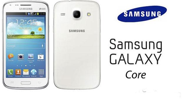 ��� �������� ���� ���� ������ ��� Galaxy Core 2