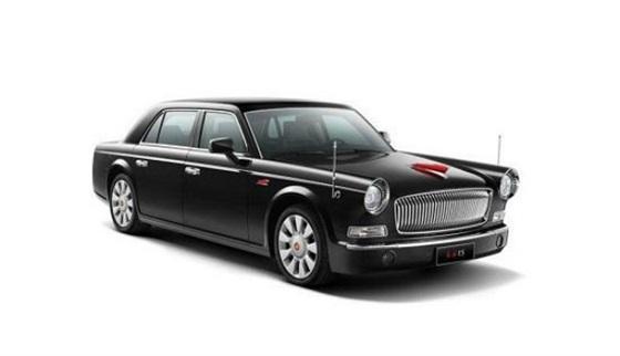 صور سيارة هونجتشي l5 الصينية الاغلى في العالم