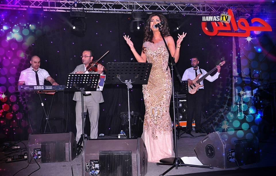 النجمة السورية رويدا عطيه 2015 264490_dreambox-sat.