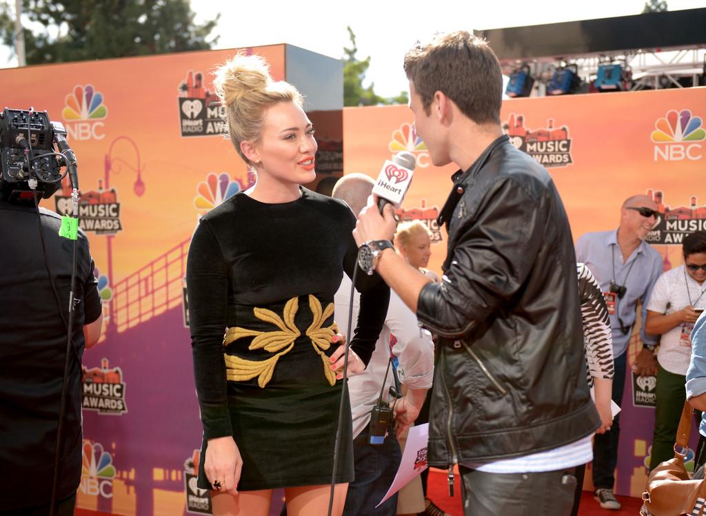 ��� ������ ��� �� ��� ����� ����� 2014 iHeartRadio Music Awards