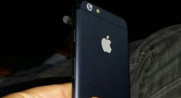 لأول مرة صورة هاتف ايفون Iphone 6
