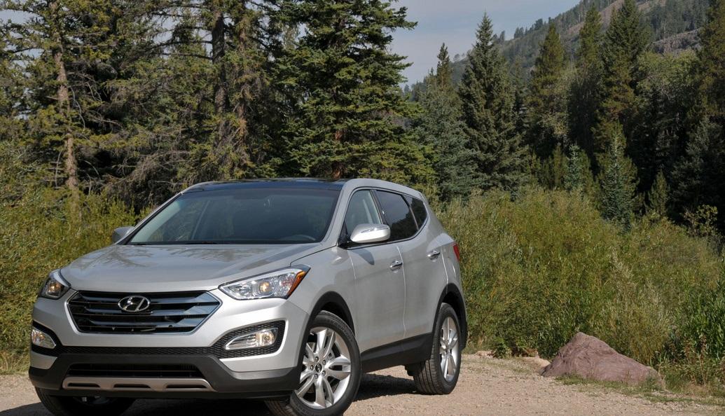 صور ومواصفات هيونداي سنتافي Hyundai Santa Fe 2015