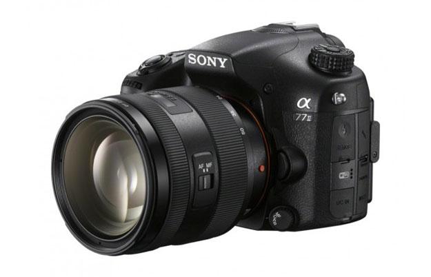 ��� �������� ���� ������ ���� Sony A77 II �������