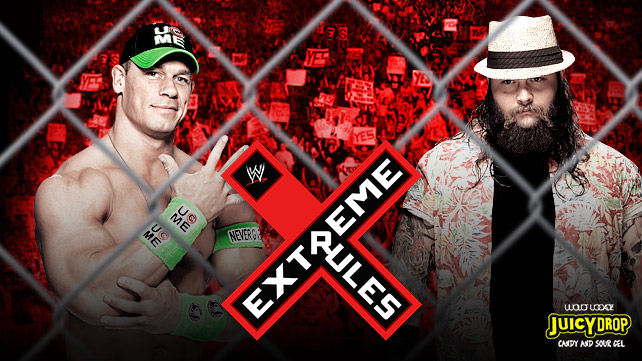 ��� ������ ������� ���� Extreme Rules 2014