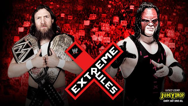 ���� ������� ������� ������� ������� ���� 2014 Extreme Rules