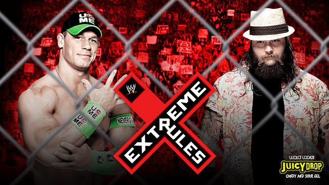������ ����� ������ ������� ���� 2014 Extreme Rules ����