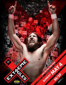 �� ����� ������ ������� ���� 2014 Extreme Rules ����