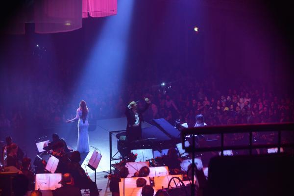 ��� ���� ����� �����  �� Concertgebouw ������ ��������