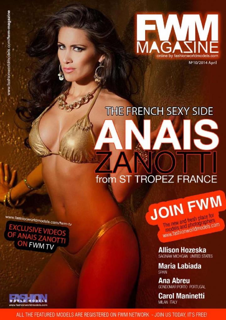 ��� ���� ������ ��� ���� FWM ���� 2014 Anais Zanotti