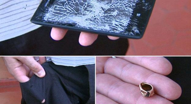 بالصور هاتف لوميا 520 مقاوم للرصاص