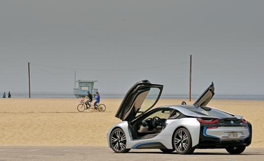 ��� �� �� ����� �� ��� 2015 �� ������ ������� , BMW I8 Spyder 2015