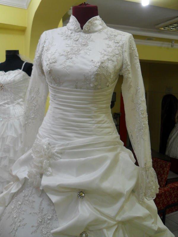 4c6957520 صور فساتين زفاف مصرية 2015 , أحلى فساتين اعراس مصرية 2015