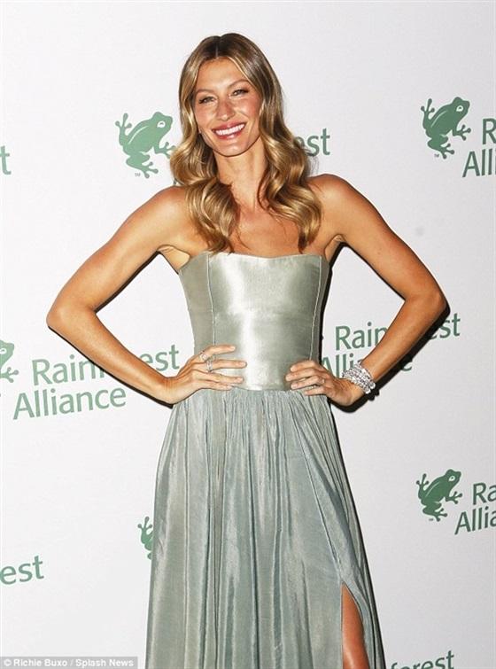 ��� ����� ������� ������� ����� �� ��� Rainforest Alliance Gala