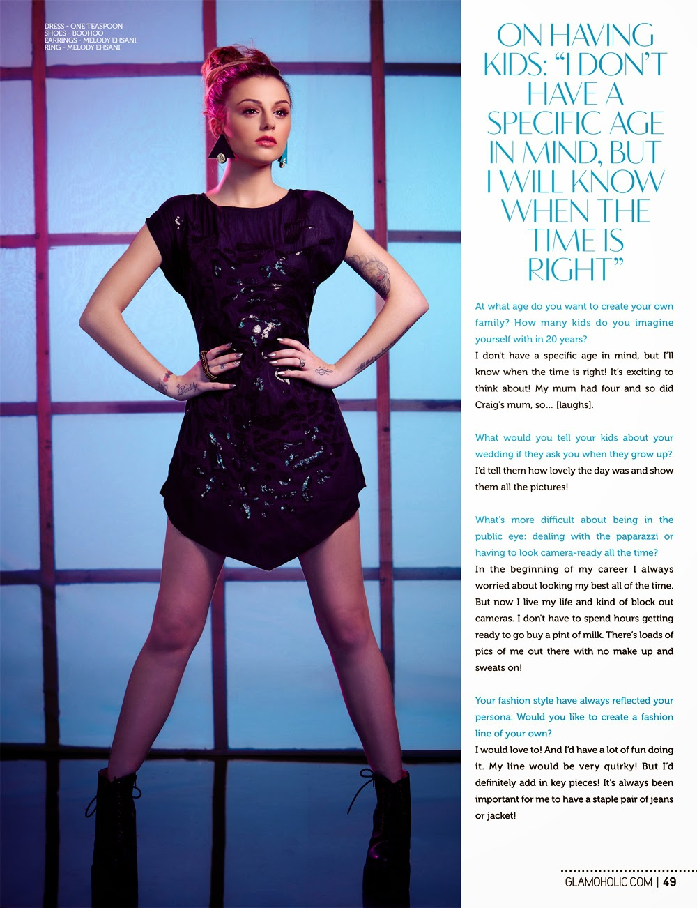 ��� ��� ���� ��� ���� Glamoholic ���� 2014
