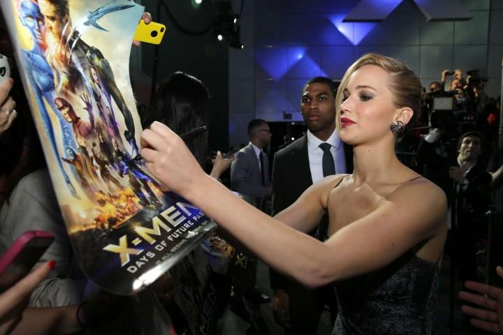 ��� ������ ����� �� ��� ���� X-Men: Days Of Future Past