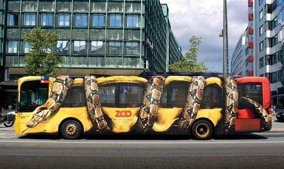 بالصور اعلانات مبتكرة وغريبة 2014