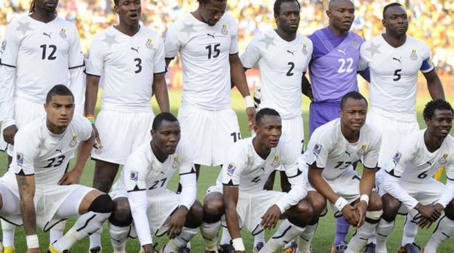 رسميا تشكيلة منتخب غانا في كأس العالم 2014 , بالاسم قائمة المنتخب الغاني في كأس العالم 2014