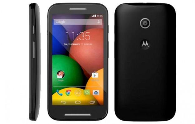 بالفيديو مواصفات هاتف موتورولا Moto E الجديد بنظام أندرويد ومقاوم للماء