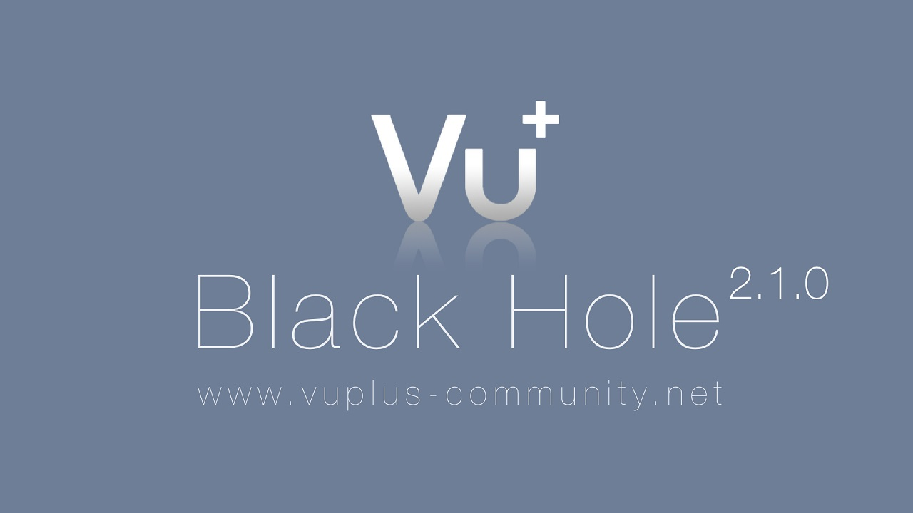 ����� ���� Black Hole Vu+ Ultimo 2.1.0